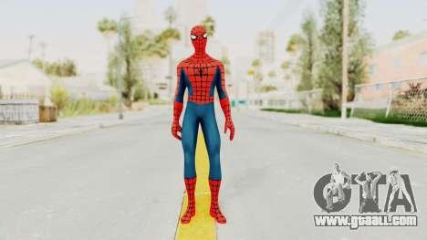 Marvel Heroes - Spider-Man for GTA San Andreas second screenshot