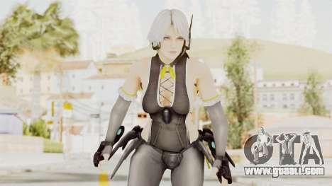 Dead Or Alive 5 LR Christie Tamiki Wakaki DLC v2 for GTA San Andreas