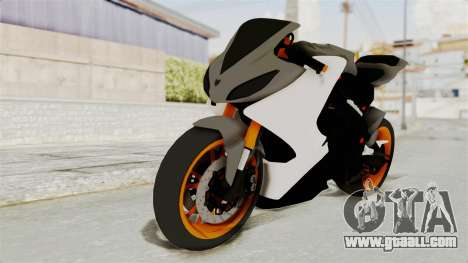 Yamaha YZF-R25 YoungMachine v2 for GTA San Andreas