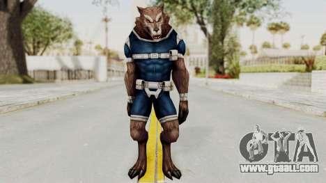 Marvel Future Fight - Warwolf for GTA San Andreas second screenshot