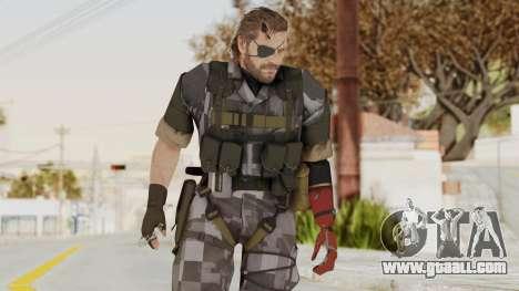 MGSV The Phantom Pain Venom Snake Square for GTA San Andreas