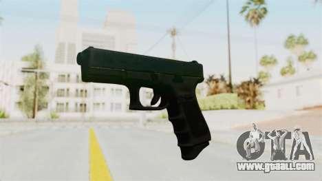 Glock 19 Gen4 for GTA San Andreas second screenshot