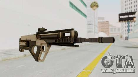 Integrated Munitions Rifle Desert for GTA San Andreas