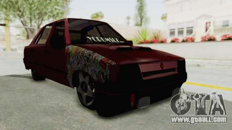 Renault Broadway v2 for GTA San Andreas