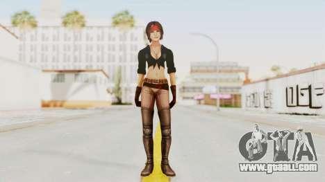 Beatrice for GTA San Andreas second screenshot