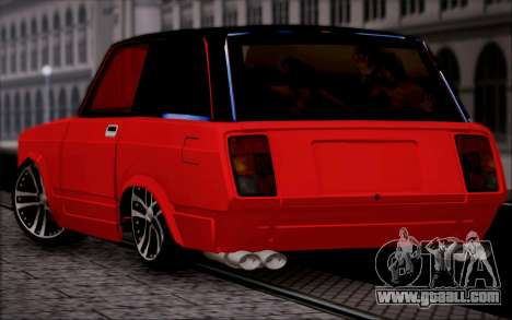 VAZ 2104 Micro for GTA San Andreas left view