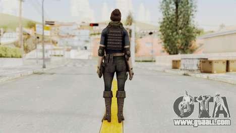 Phantomers Linda Sashantti for GTA San Andreas third screenshot