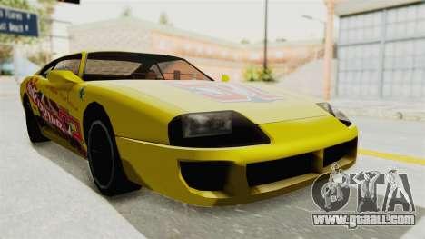 GTA 5 BuRGer Shot JeZter for GTA San Andreas