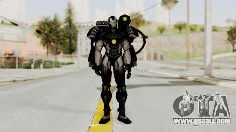 Marvel Future Fight - War Machine for GTA San Andreas second screenshot