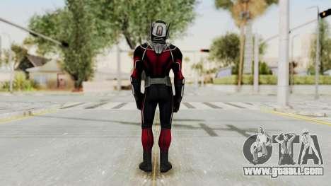 Captain America Civil War - Ant-Man for GTA San Andreas third screenshot