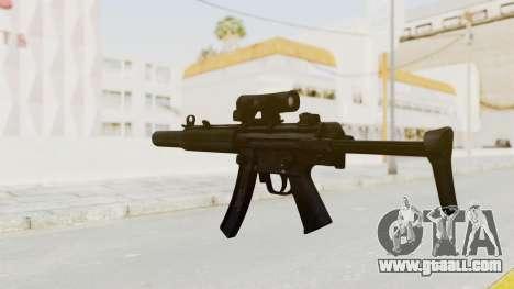 MP5SD for GTA San Andreas third screenshot