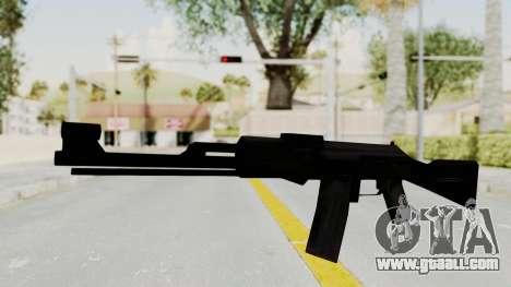 AK-74 SA Style for GTA San Andreas second screenshot