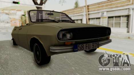 Renault 12 for GTA San Andreas