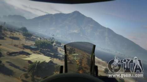 GTA 5 F-16C Block 52 seventh screenshot