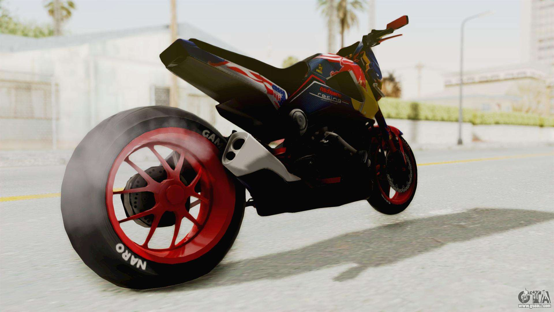 honda msx 125 modified for gta san andreas. Black Bedroom Furniture Sets. Home Design Ideas
