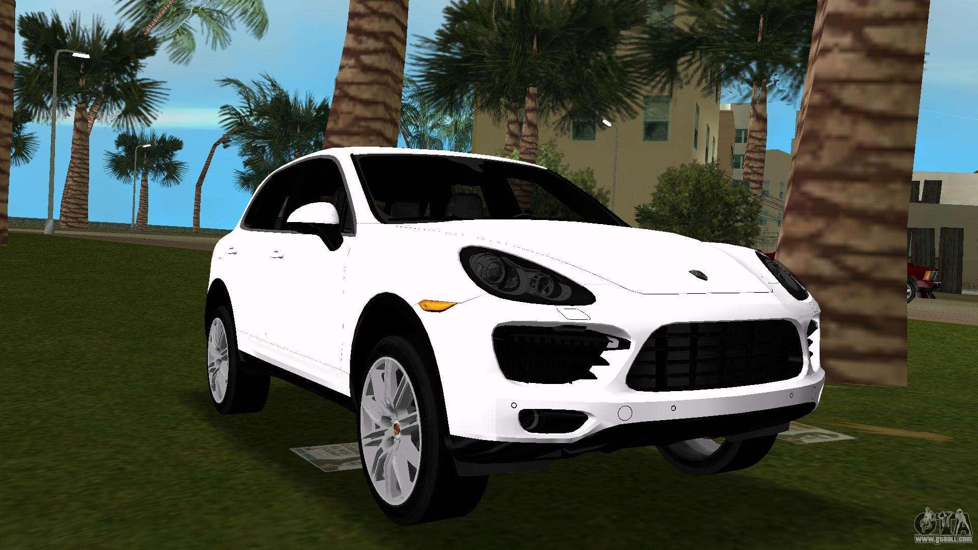 Porsche Cayenne 2012 For Gta Vice City