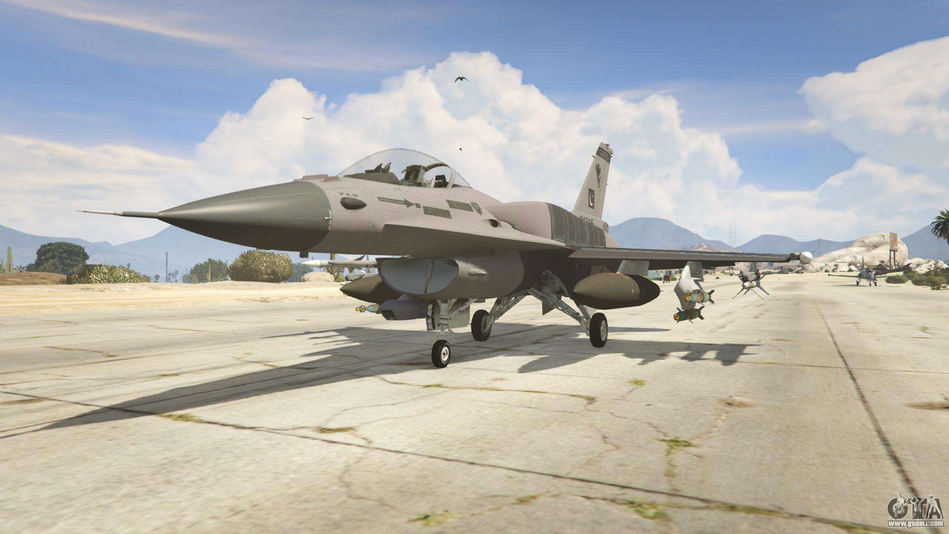 gta v how to get a fighter jet