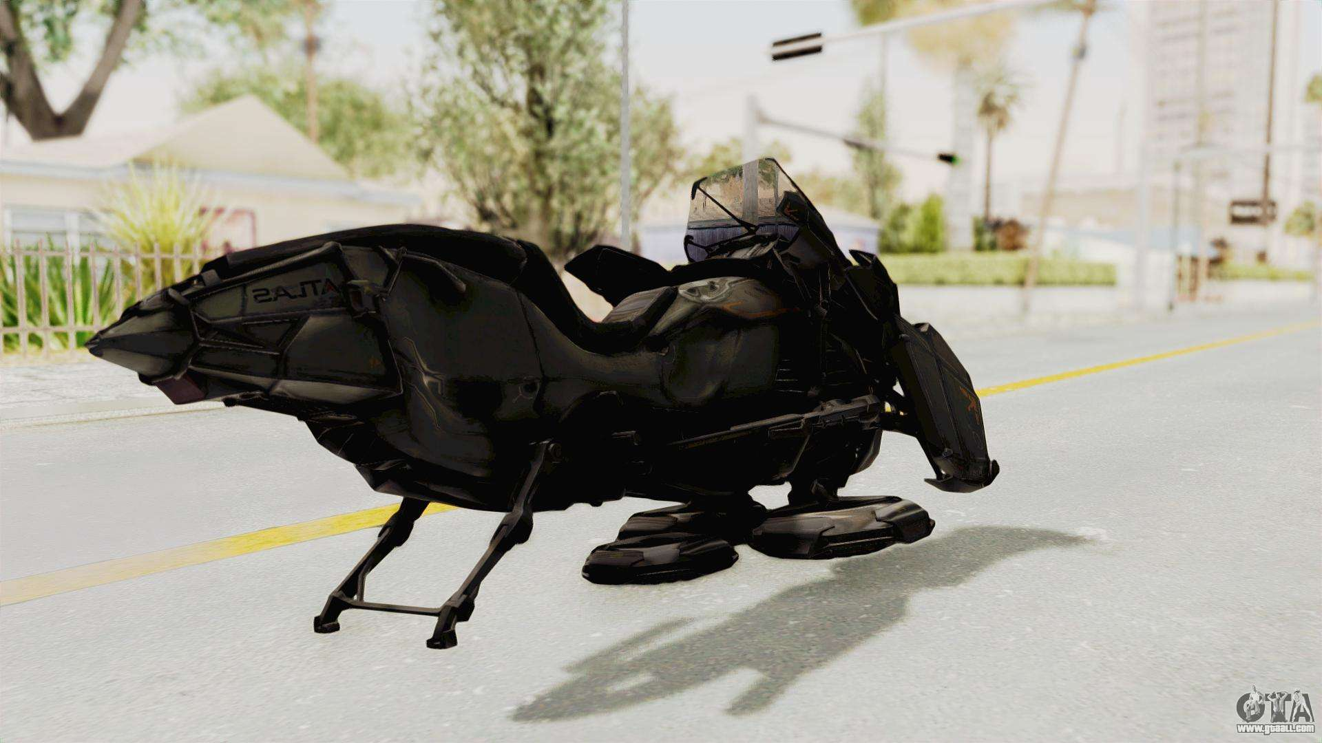 how to get a flying motorcycle on gta 5