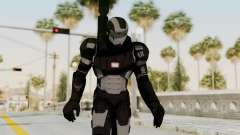 Marvel Heroes - War Machine (AOU) for GTA San Andreas