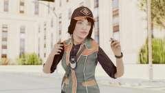 Assassins Creed 4 - Rebecca Crane for GTA San Andreas