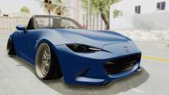 Mazda MX-5 Slammed for GTA San Andreas