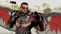 Captain America Civil War - Falcon for GTA San Andreas