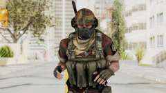 Battery Online Russian Soldier 4 for GTA San Andreas