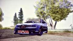 Subaru Impreza WRX STI Dark Knight