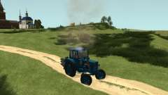 MTZ 80 Belarus for GTA San Andreas