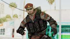 Battery Online Russian Soldier 1 v1 for GTA San Andreas