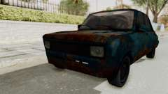 Zastava 1100 Rusty for GTA San Andreas