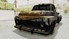 GTA 5 Slamvan Stock PJ2 for GTA San Andreas
