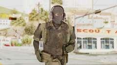 MGSV Phantom Pain Wandering MSF Mosquite