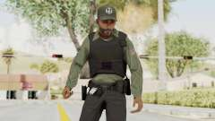 GTA 5 Security Man