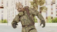 COD Black Ops Russian Spetznaz v3 for GTA San Andreas