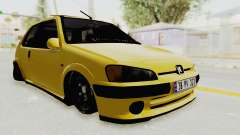 Peugeot 106 hatchback 3 doors for GTA San Andreas