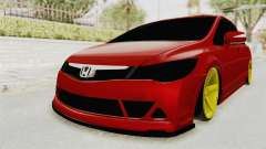 Honda Civic FD6 for GTA San Andreas
