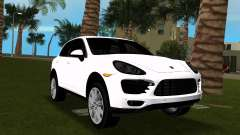 Porsche Cayenne 2012 for GTA Vice City