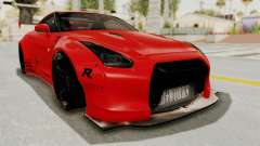 Nissan GT-R R35 Liberty Walk LB Performance v2