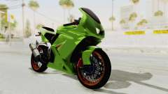 Kawasaki Ninja 250R Asian Style for GTA San Andreas