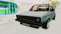 Volkswagen Golf 1 Cabrio VR6 for GTA San Andreas