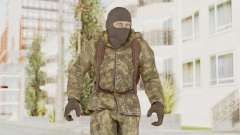 COD Black Ops Russian Spetznaz v2 for GTA San Andreas