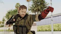 MGSV The Phantom Pain Venom Snake No Eyepatch v1