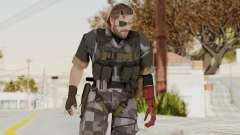 MGSV The Phantom Pain Venom Snake Square