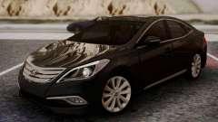 Hyundai Grandeur 2015 STOCK