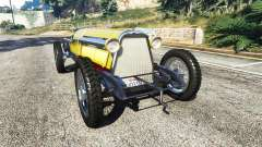 Fiat Mefistofele v1.2 [black tires]