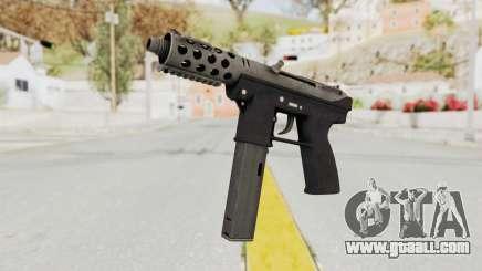 Tec-9 HD for GTA San Andreas