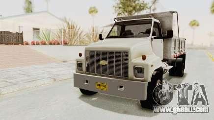 Chevrolet Kodiak Dumper Truck for GTA San Andreas