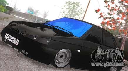 VAZ 2110 Aggressive for GTA San Andreas