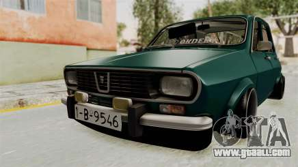 Dacia 1300 Order for GTA San Andreas